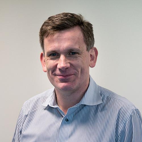 Headshot of David Massey