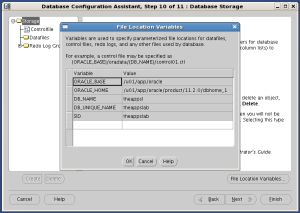 File Location Variables
