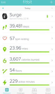 Seven Days with the Xiaomi Mi Band: A Model of Simple Wearable Tech