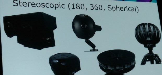 Stereoscopic Video Capture Device