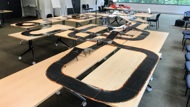 Anki Car demo