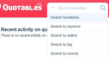 quotabl.es- search