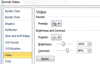 Format a Video by Applying Video Styles and Effects - 3