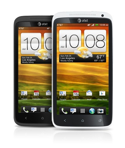HTC One X to Land in the US on May 6 for $199