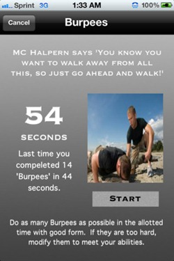seal fitness challenge