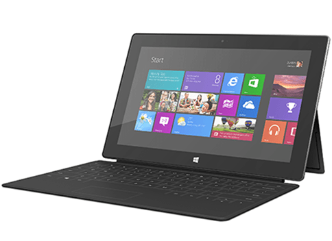 Windows 8 tablets - microsoft Surface
