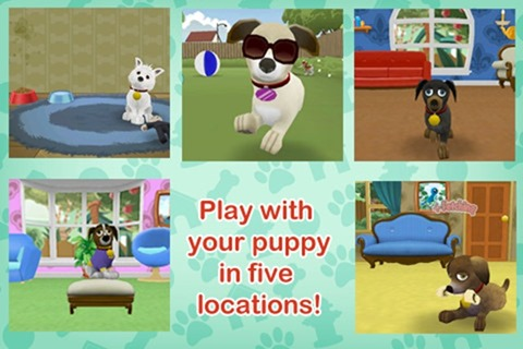 touch pet dogs - Virtual Pet Apps For iphone
