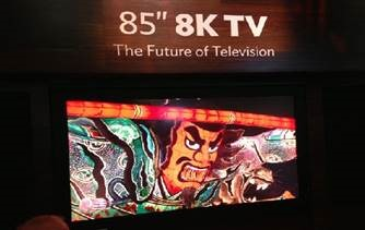 8K TVs - Televisions for your Home Entertainment