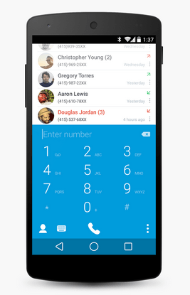 truedialer for android