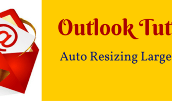 How to Resize Images in Outlook Attachments Before Sending Them