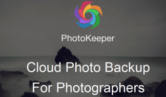 Manage Photos in the Cloud with Photo Backup Tool PhotoKeeper