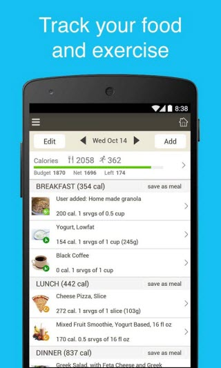 Fooducate -Healthy Weight Loss