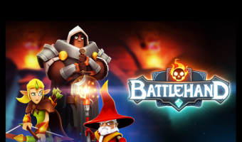 BattleHand by Kongregate Out for iOS and Android
