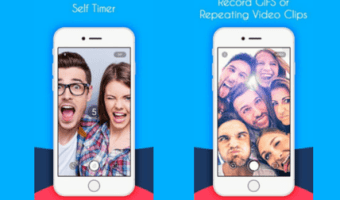 Create GIFs and Videos with Filters in Piku Piku App for iOS