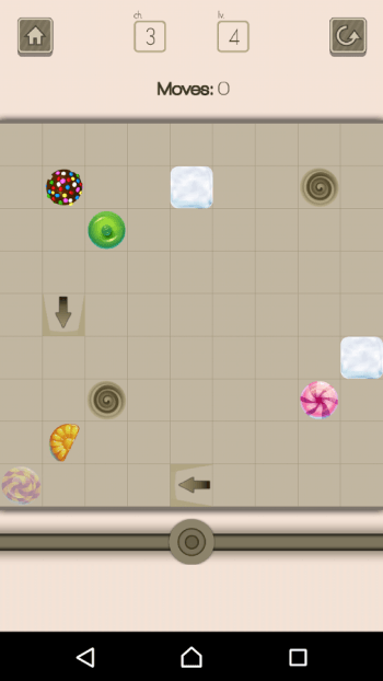 Sweet Candy- Logic Experiments Moves