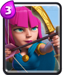 archers - Clash Royale Troop Cards