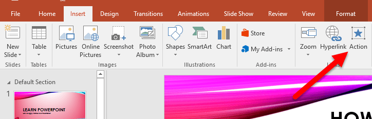 action-command-in-powerpoint