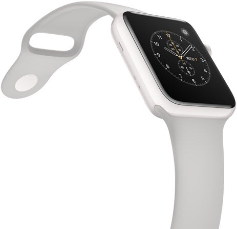 apple watch series 2 ceramic edition