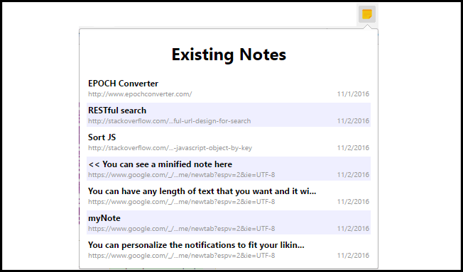 list-of-notes