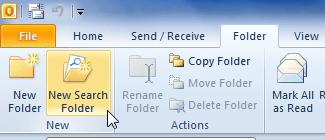 new-search-folder