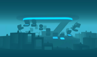 Hypnotic and Bizzare Puzzler Islands Non Places is on iOS