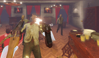 HTC Vive Game Launch : Drunk or Dead