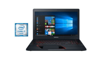 Samsung Notebook Odyssey Unveiled for Gamers