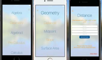 Never Memorize a Formula with 6284 Calc App for iOS