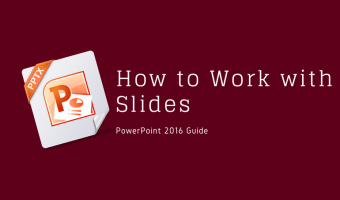 PowerPoint Tutorial : Working with Slides