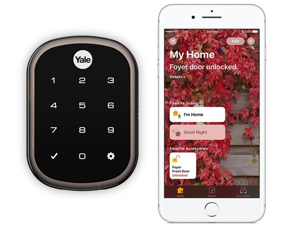 Yale Assure Lock SL - Top Smart Locks to Protect Your Home