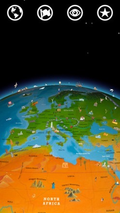 Barefoot World Atlas - Free iOS Apps and Games