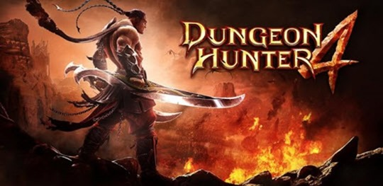 Awesome Android Games - Dungeon Hunter 4