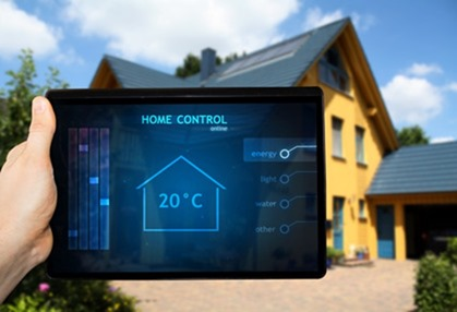 smart technology for home security