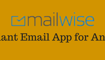 MailWise, Easily One of the Best Email App for Android
