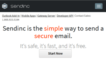 Secure Email Software to Send Encrypted Email