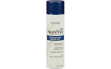 Aveeno Therapeutic Shave Gel with Oat and Vitamin E