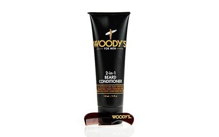 Woodys 2 in 1 Beard Conditioner