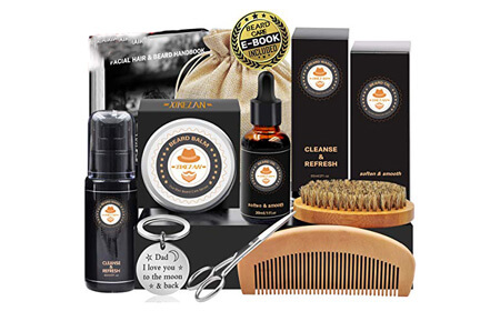 XIKEZAN 8 in 1 Grooming Kit