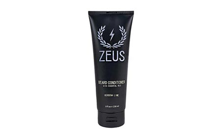 Zeus Beard Conditioner (verbena lime scent)