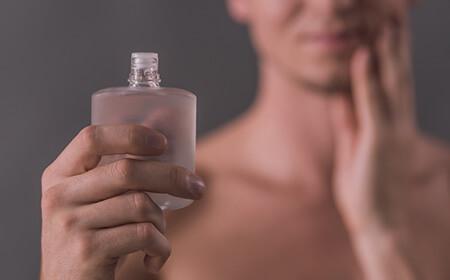 Aftershave for men