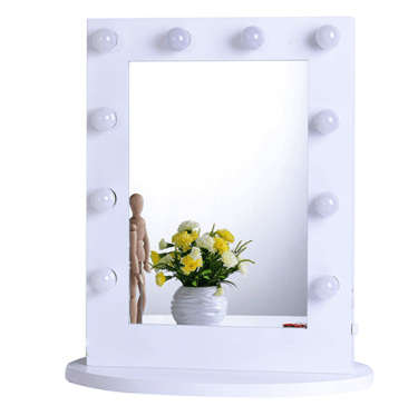 lighted vanity mirror wall mounted