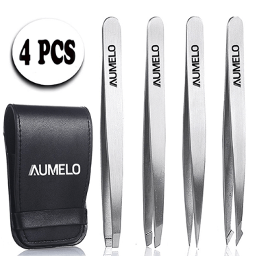 best tweezers for stubborn chin hair