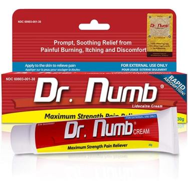 doctor numb reviews