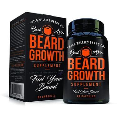 Wild Willies Beard Growth Supplement