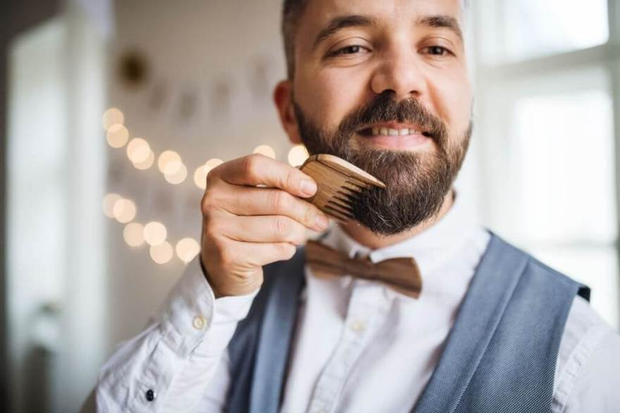 Steps Before Combing Your Beard