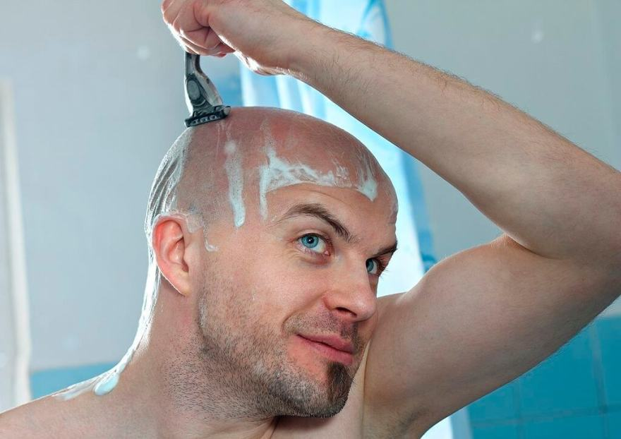 Benefits of Shaving Your Entire Head