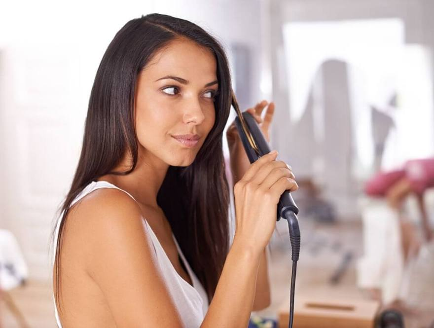 Tips For Using Steam Flat Iron On Natural Hair