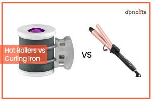 Hot Rollers vs Curling Iron