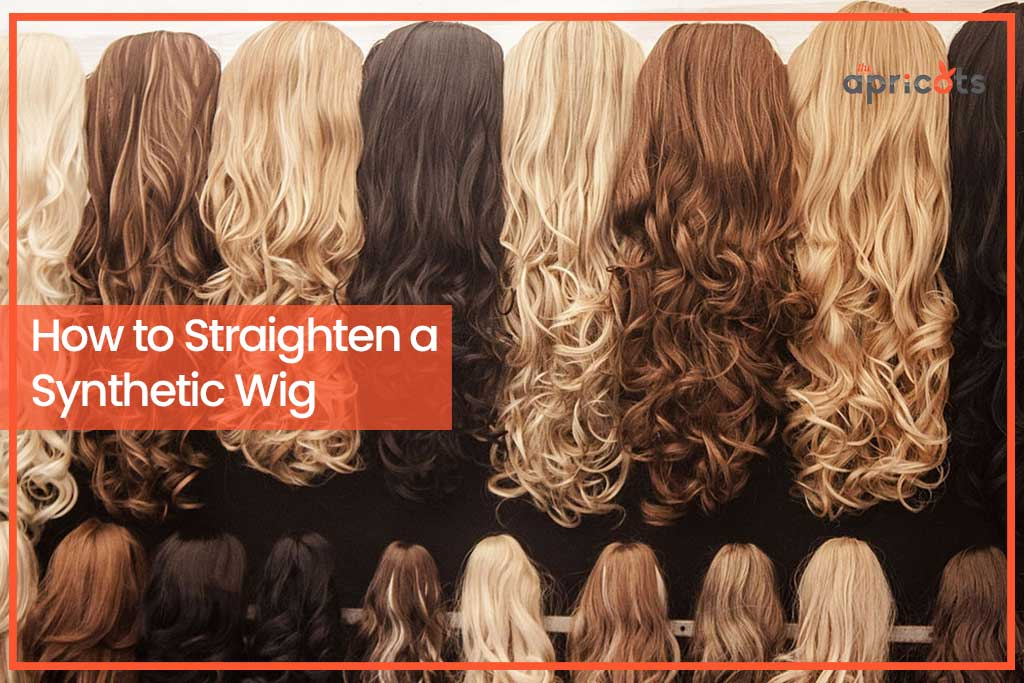 Do you want to style your wig but are confused about where to start? Learning how to straighten a synthetic wig isn't complicated. A little gentleness goes a long way, with a few tricks to help you smooth the fibers over without ruining your hair.