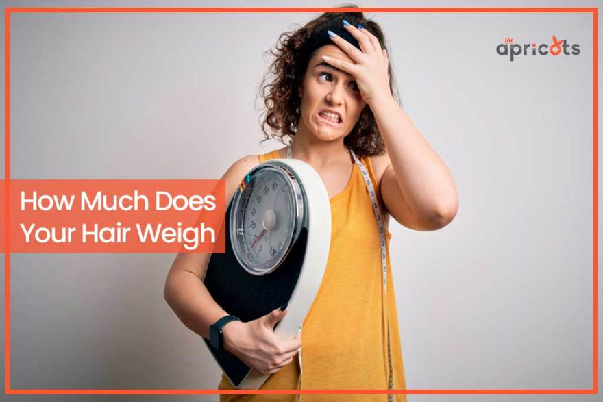 How Much Does Your Hair Weigh
